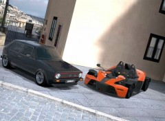 Video Games Golf I GTI & Ktx X-bow Street