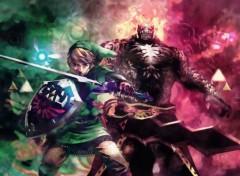 Jeux Vidéo Skyward sword wallpaper