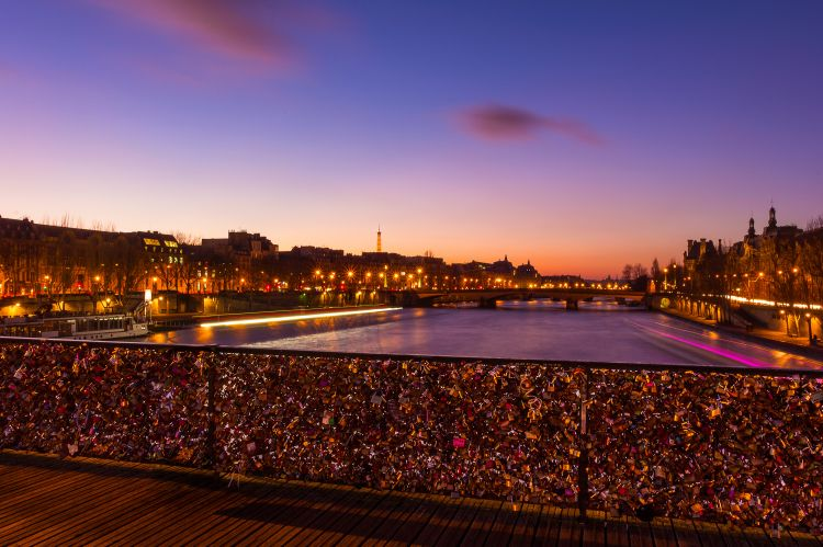 Wallpapers Constructions and architecture Cities - Towns Pont des Arts