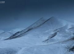 Nature Misty Mountain
