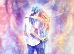 Manga Alto hug