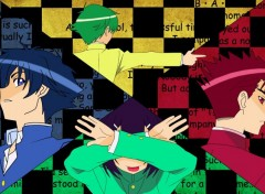 Manga Baka to Test to Shoukanjuu