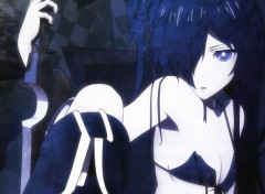Manga Black Rock Shooter