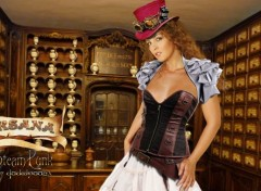 Fantasy and Science Fiction Oksana steampunk