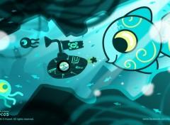 Digital Art Mocos Adventures - Haka