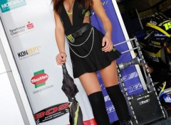 Motos Moto GP Girl
