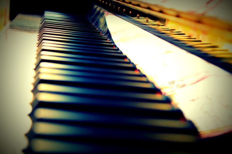 Wallpapers Music Instruments - Piano Piano