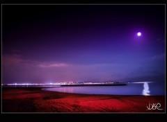 Nature Une Nuit en bord de mer ...