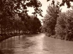 Voyages : Europe Canal du Midi...