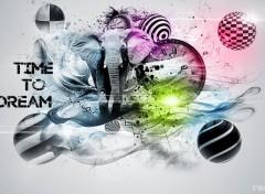 Digital Art Time to dream