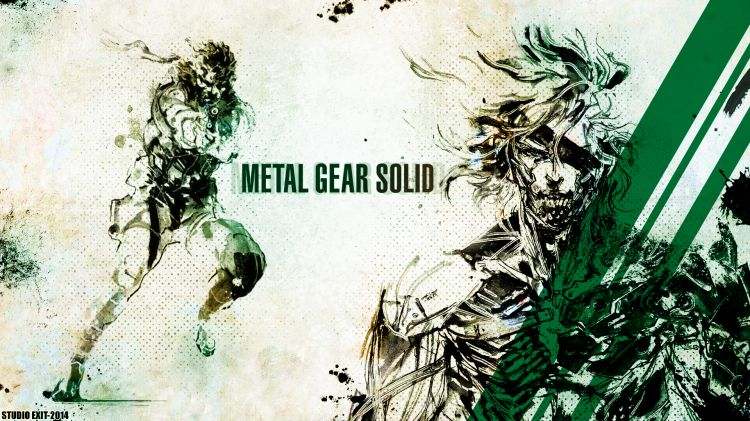 Fonds d'écran Jeux Vidéo Metal Gear Solid Wallpaper  metal gear solid