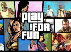 Video Games Wallpaper GTA