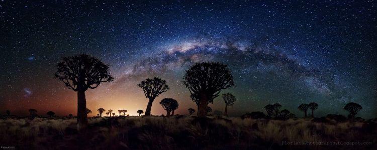 Fonds d'écran Espace Galaxies Nature endormie