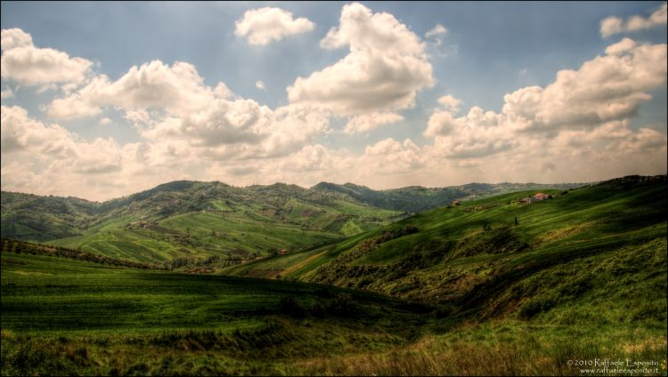 Fonds d'écran Nature Paysages Ariano Irpino