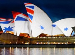 Trips : Oceania Opera House of Sidney