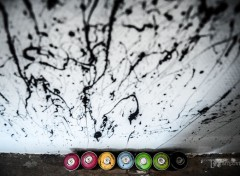 Art - Peinture Paint BOMB