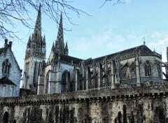 Constructions et architecture Cathédrale Saint-Corentin de Quimper