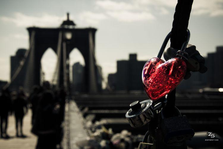 Fonds d'écran Voyages : Amérique du nord Etats-Unis > New York Try to take my heart!