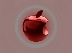 Informatique apple red