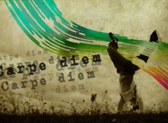 Digital Art Carpe diem