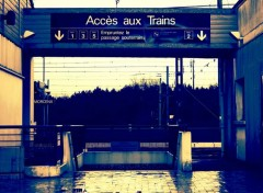Constructions and architecture Gare de Morcenx