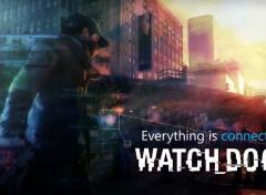 Jeux Vidéo Wallpaper Watch dogs