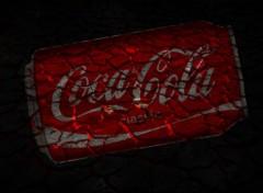 Grandes marques et publicité coca cola fusions