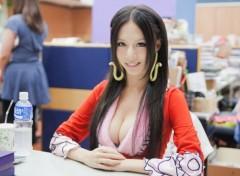 Célébrités Femme Boa Hancock (One Piece)