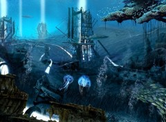 Fantasy and Science Fiction Atlantis