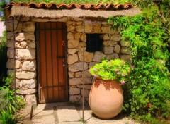 Constructions et architecture maison de Provence