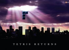Video Games Tetris