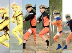 Manga Naruto cosplay