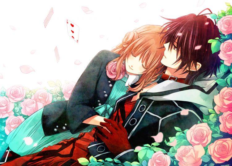 Fonds d'écran Manga Amnesia Wallpaper N°379322