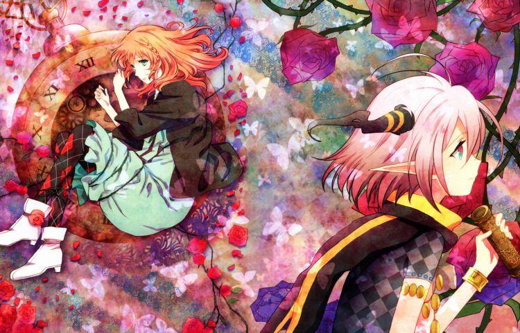Fonds d'écran Manga Amnesia Wallpaper N°379329