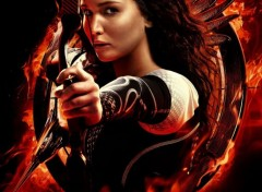 Célébrités Femme the hunger games katniss everdeen