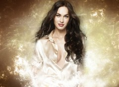 Celebrities Women Graphisme Megan fox