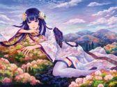 wallpaper Divers - Filles (cat�gorie wallpapers Manga)