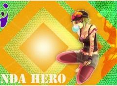 Manga Gumi - Panda Hero