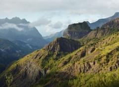 Nature Début sentier du Taibit