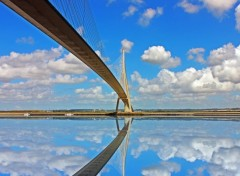 Constructions and architecture Pont de Normandie (76)