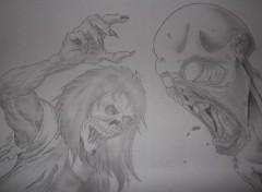 Art - Pencil Zombies