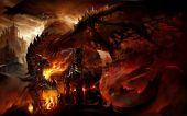 wallpaper Cr�atures : Dragons (cat�gorie wallpapers Fantasy et Science Fiction)