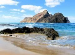 Nature Pointe Nord-Est - Ile Porto Santo