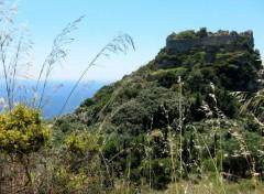 Nature Angelokastro - Corfou - GRECE