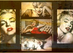 Celebrities Women Marylin Monroe Acidula