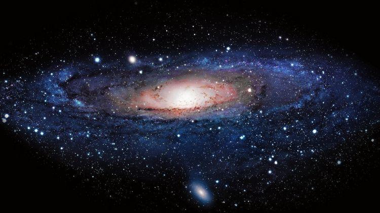 Fonds d'écran Espace Galaxies Wallpaper N°388227