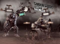 Music Fond d'écran shaka ponk: Battle