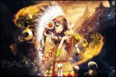 wallpaper Divers - Filles (cat�gorie wallpapers Manga)