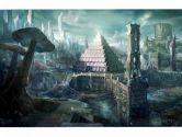 wallpaper Paysages Fantasy (cat�gorie wallpapers Fantasy et Science Fiction)