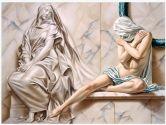 wallpaper Femmes - F�minit� (cat�gorie wallpapers Art - Num�rique)